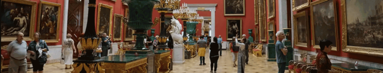 Virtual Hermitage Tour Featured Hermitage Inside