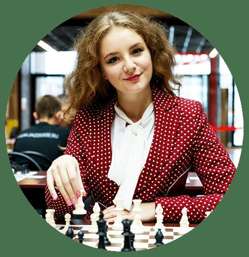 Free Chess Seminar Hosted by Polina Pavlova