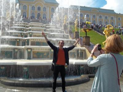 Petersburg-Peterhof