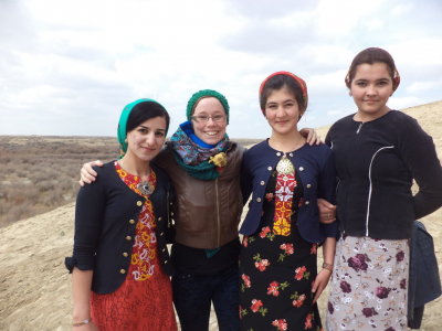 Central Asia Friends