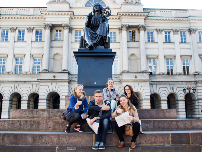 Study Abroad in Warsaw