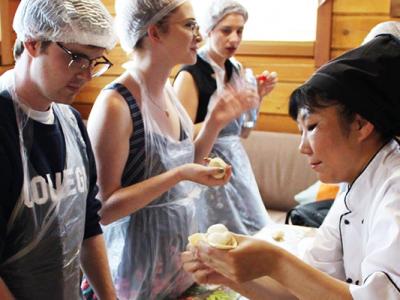 Buryat Cooking Irkutsk