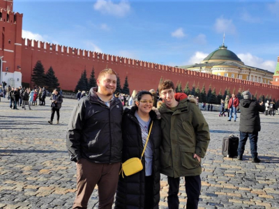 Moscow-Students-red-square